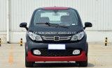 Автомобиль новой модели электрический с 2 местами и 4 колесами