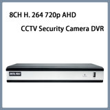 8CH H. 264 720p Ahd CCTV 감시 카메라 DVR