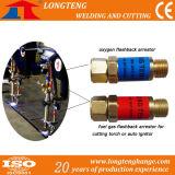 Gas-Rückblende-Überspannungsableiter des Sauerstoff-M16 für CNC-Flamme-Ausschnitt-Maschine