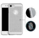 La moda de refrigeración transpirable PC Ultra Slim Phone caso para el iPhone 7plus