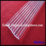 Claro de alta pureza sílice fundida Proveedor de varilla de cristal de cuarzo.