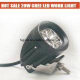 고성능 타원형 3.8 인치 20W LED 포크리프트 일 빛 (GT1023E-20W)