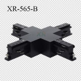Разъем формы креста блока электропитания для освещения рельса (XR-565)
