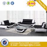 أبيض لون جلد أريكة حديثة يعيش غرفة أثاث لازم ([هإكس-8ن2191])