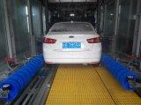 Máquina da lavagem de carro do túnel com escova da secagem