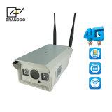 Câmera do IP do cartão 1080P 3G 4G do cartão 128g TF do sistema SIM da câmara de segurança
