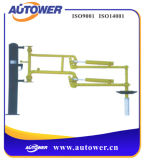 Fabricante del brazo de cargamento del carro del petróleo crudo con patín del cargamento