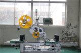 Automático P-Tocar la máquina de etiquetado de la etiqueta adhesiva para la tapa
