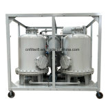 Macchina di decolorazione del purificatore di rimozione delle impurità di disidratazione di degassamento dell'olio del trasformatore (ZYD-I-50)