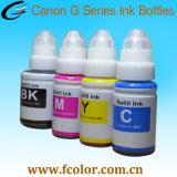 135ml 70ml de la Gi-590 llenado de botella de tinta para Canon PIXMA G1500 G2500 G3500 Impresora