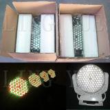 Étape 3W de lumière LED RGBW Laver 108 Tête mobile