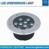 Im Freien Tiefbaulicht der Landschaft15w IP65 Qualitäts-LED