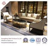 Mobília do hotel do carvalho com a poltrona moderna da entrada (YB-D-3)