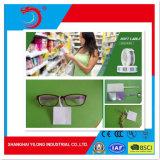 Markeringen van het Etiket van Alrm rf van de Veiligheid van de Fabriek van de Groothandelsprijs de Zachte voor Zonnebril en Juwelen