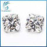 6X6mm het Briljante Kussen van 1.0 Karaat snijden Losse Diamant Moissanite voor Verkoop