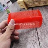 Peine plástico de la pulga del cepillo para el pelo de los niños adultos diarios baratos del producto