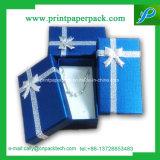 El chocolate de regalo de caja de embalaje Caja de papel de flores