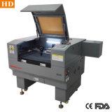 Singola tagliatrice capa del laser di stile di Yueming 1610