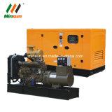 80квт Электростанции звуконепроницаемых бесшумный дизельный генератор