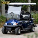 Carrello di golf elettrico dell'automobile dei passeggeri blu della fabbrica 4