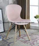 단단한 나무 플라스틱 식사 의자 Eames Chiars (M-X3080)