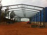 근수 센터를 위한 Prefabricated 강철 구조물 프로젝트
