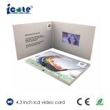 Tarjeta video del LCD de la pantalla superventas de 4.3 pulgadas