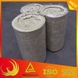 Wasserdichte Basalt-Felsen-Wolle-Rolle für Rohr-thermische Isolierung