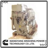 Motor diesel marina de la alimentación principal del barco de Kta19-M550 410kw/2100rpm Ccec Cummins