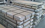 Prédio de metal quente Spangle Regular de chapa de aço com revestimento de zinco médios