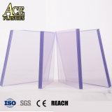 4X8プラスチックPVC冷たい曲がることのための明確な透過PVCシート