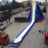 50m langes riesiges aufblasbares Wasser-Plättchen für Erwachsene