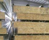 耐火性のRockwoolの壁または屋根サンドイッチパネル