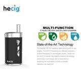 Миниая сигарета может использовать для воска & сухой травы & Eliquid с емкостью батареи 1800mAh
