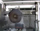 A máquina de pedra automática do corte por blocos para ponte do granito/a de mármore viu