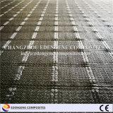заводская цена полиэстера с покрытием Geogrid Geocomposite битума на асфальт оверлеи