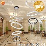 Éclairages LED pour la maison, appareil d'éclairage à la maison, lampe à la maison Om88087 de lumière de décoration