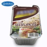 Food Grade контейнеры из алюминиевой фольги