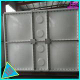 SMC Cubis GRP de PRFV para os peixes do tanque de água com água ISO