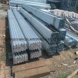 Exportation en acier de l'acier HDG de HDG de cornière carrée plate de la pipe HDG vers le marché australien