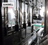 L'acqua minerale automatica Barrels la macchina di rifornimento