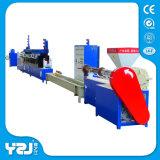 Fascia di plastica della cinghia che fa macchina pp Watse che ricicla i granelli macchina di plastica di produzione