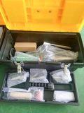 arma del soldador del aire caliente del kit del suelo de 220-230V 1600W en caso que lleva