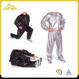 汗スーツのサウナの練習の体操スーツ