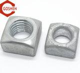 Tuerca de nylon Hex de la tuerca DIN6923 T del borde de la tuerca DIN985 de la tuerca DIN934 del acero inoxidable del sujetador del Hq