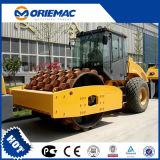 14トンXcmの機械単一のドラム道ローラーXs142j