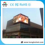 P16 impermeabilizan la visualización de LED para la cartelera video