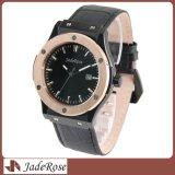 Reloj del deporte de la alta calidad del hombre, reloj del cuarzo de los hombres impermeables del acero inoxidable