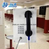 Flush-Mounted телефоном, ATM/клинике телефон экстренной связи и обслуживания телефонов
