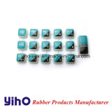 Tastiera della gomma di silicone da 3D o dall'illustrazione di cad